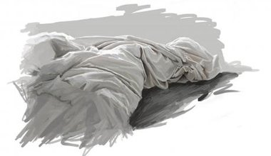 Drapery/Dirty Bedsheets, Phil Wanardi. All rights reserved.