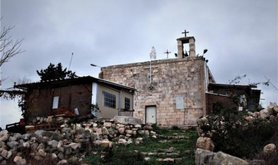 1. Saint Mary's Church, in the destroyed Palestinian village of Iqrit. Photo Daniel Avelar copy.jpg