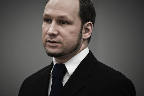 Anders Behring Breivik. Demotix/Alexander Widding. All rights reserved.