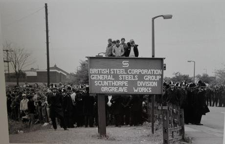 1984 Miners Strike, Rotherham SilverWood Miners Branch