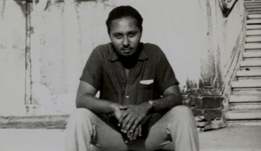 Image of Stuart Hall as a young man