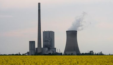 Coal-fired power station