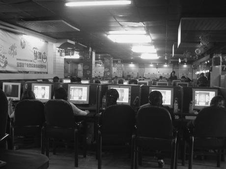 Internet cafe, Beijing, Flickr/Kai Hendry. Some rights reserved.