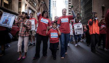 Chicago Teachers' Strike