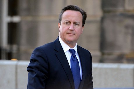 British PM David Cameron. Demotix/Ken Jack. All rights reserved.