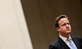 British PM David Cameron. Demotix/Giacomo Quiici. All rights reserved.