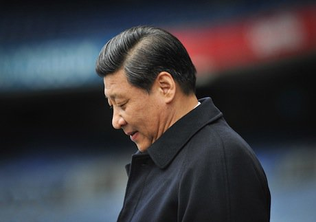 Xi Jinping in February 2012. Demotix/Art Widak. All rights reserved.