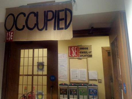 LSE occupation
