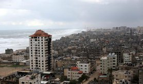 Gaza city. Demotix. All rights reserved.