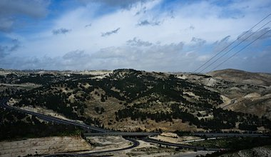 E1 territory, the source of recent tension between Israel and the EU. Demotix/Nir Alon. All rights reserved.
