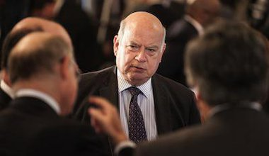 José Miguel Insulza. Demotix/ Zacarias Garcia. All rights reserved.