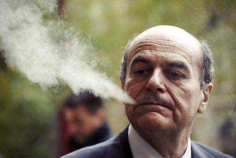 Democratic Party leader Pierluigi Bersani resigns after failing to have any of his candidates elected to the Presidency. Demotix/Ruggero Delfini. All rights reserved.