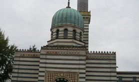 The Potsdam 'Mosque'