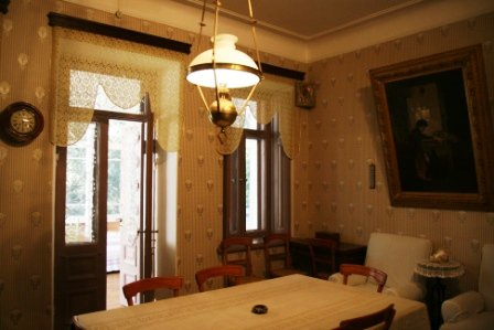 Dining room, Chekhov House
