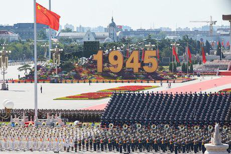 China Victory Day Parade, 2015. Wikimedia Commons/KOG. Some rights reserved.