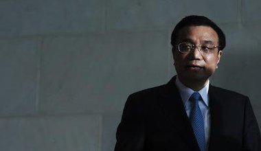 Chinese Premier Li Keqiang. Demotix/Goncalo Silva. All rights reserved.