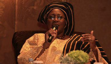 Dr. Christine Kaseba, the First Lady of Zambia