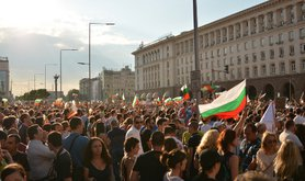 Bulgaria protests