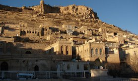 Old town,  Mardin, Turkey
