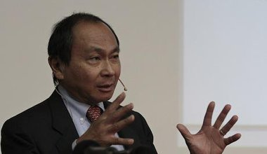 Francis Fukuyama. Demotix/Sergii Kharchenko. All rights reserved.