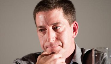 Glenn Greenwald, September, 2013