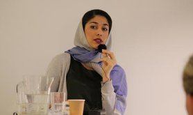 Hajer Sharief from Libya