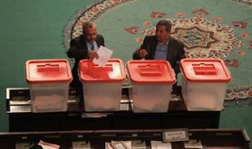 Tunisia elections 2014. Yassine Gaidi/Demotix. All rights reserved.