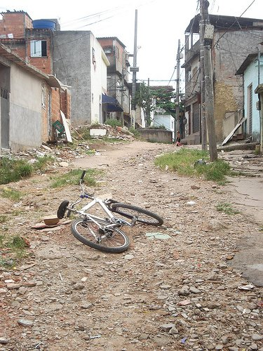 Bicycle. Photo: Luke McLeod-Roberts. All rights reserved