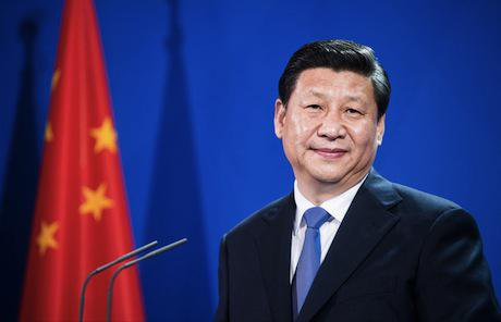 Xi Jinping. Demotix/Gregor Fischer. All rights reserved.