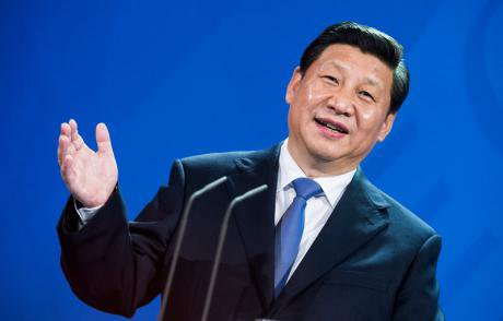 President Xi Jinping promises to work with the US in 2015 Paris conference.