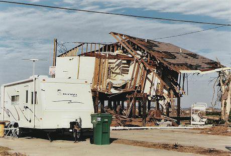 Damage from Katrina, 2005. Flickr/Loco Steve. Some rights reserved.