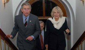 Charles and Camilla in Kuwait