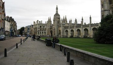 Cambridge's King's College.