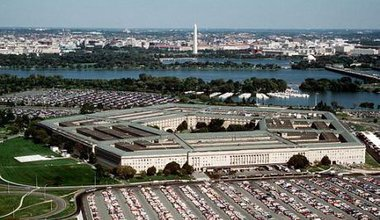 The Pentagon, 1980's.