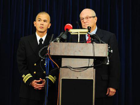 US Office of Military Commissions arraigns Abd al-Rahim al-Nashiri, 2011