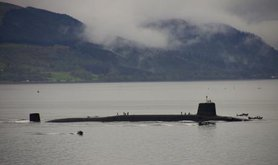 Gourock,Scotland, May 8, 2011.