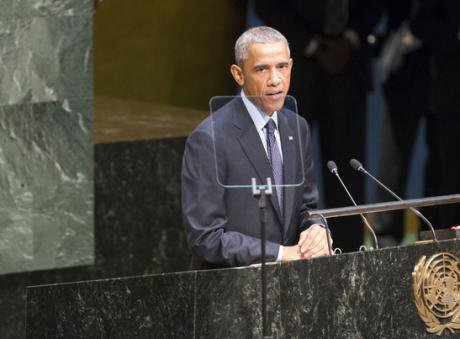 President Obama at the UN General Assembly