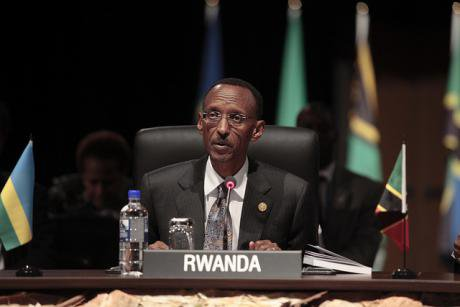 Rwandan president Paul Kagame in 2011. Flickr/Commonwealth Secretariat. Some rights reserved.