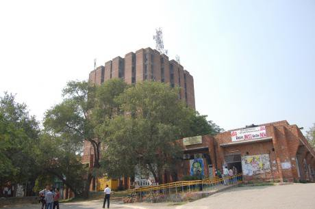 Library at JNU