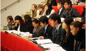 Nottingham University model United Nations.