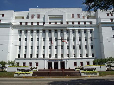 Alabama State House.