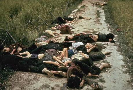 My Lai massacre, 1968.