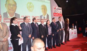 Tunisia Election Commission declares Beji Caîd Essebsi new president.