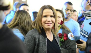 Opposition Leader MK Shelly Yachimovich,