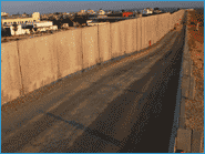 The barrier as a wall