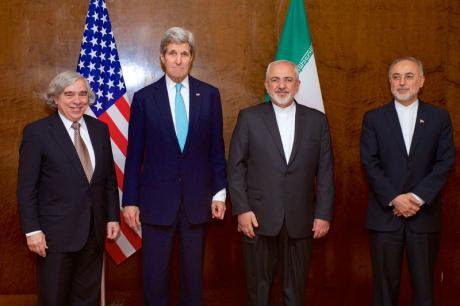 Iran nuclear talks.