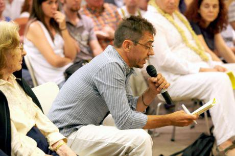 Juan Carlos Monedero, July 2011