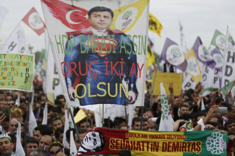 The rise of the HDP - elections and democracy in Turkey