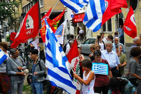 Padua for Greek people, July 3, 2015
