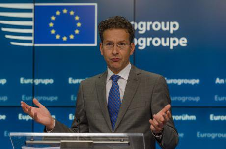 Press remarks by Jeroen Dijsselbloem after summit. July, 2015.